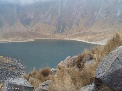 Visiting the Nevado de Toluca