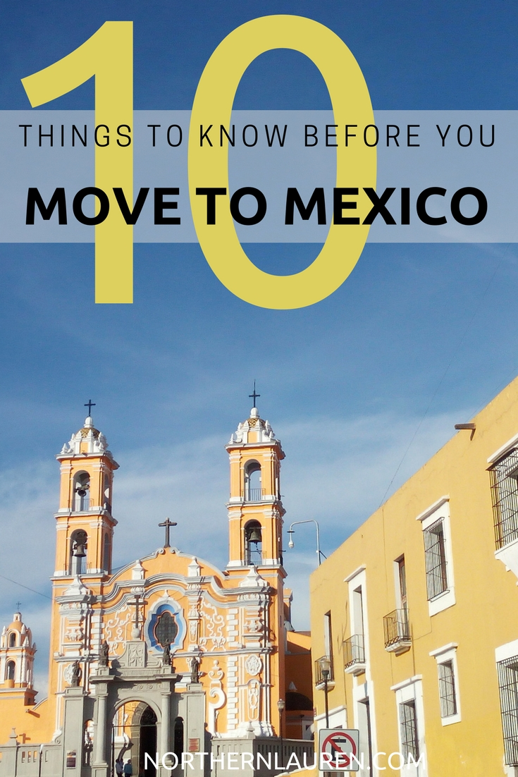 things no one tells you about living in mexico