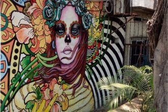 street art in puerto vallarta