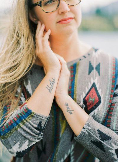travel blogger tattoos