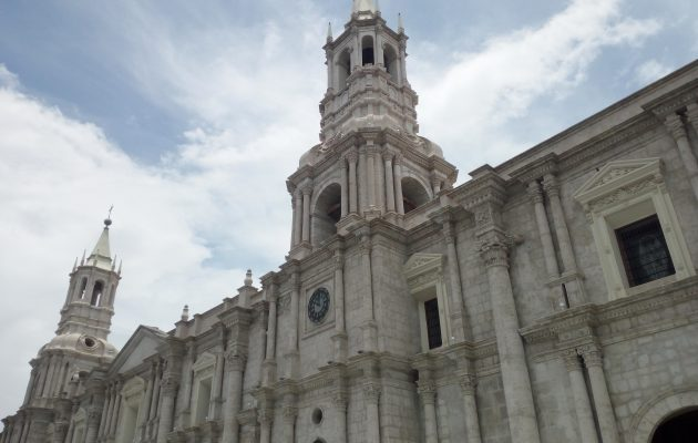 things to know before you go to peru - arequipa