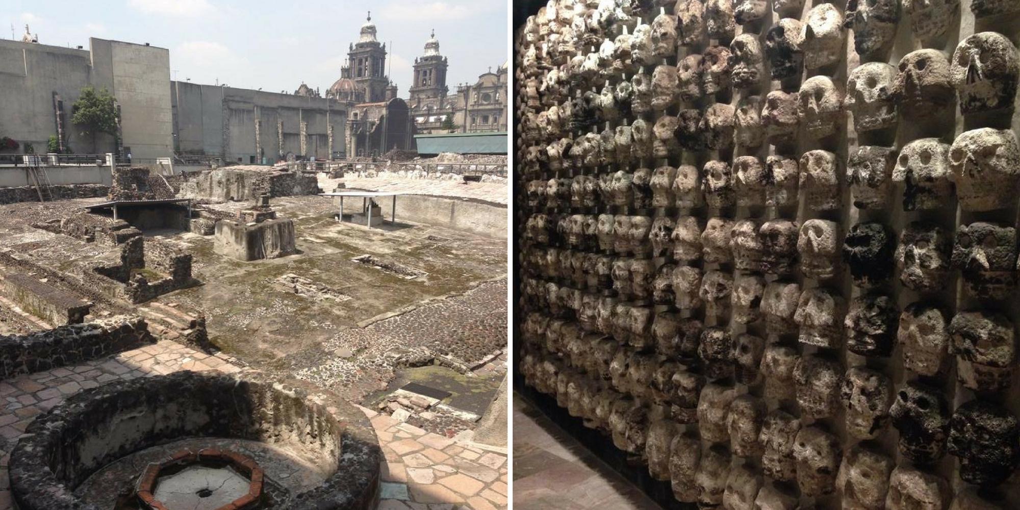 historic centre mexico city
