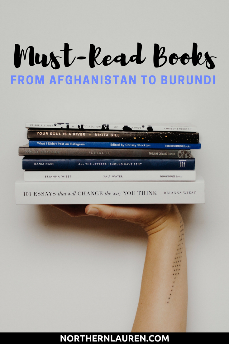 must-read global books
